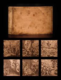 Biblioglyphēon sive Iconum Biblicarum, Arte Chalcographica & Poetica praecipuas S. Scripturae...