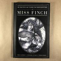 The Facts In The Case Of The Departure Of Miss Finch by  Michael  Neil; Zulli - Signed First Edition - 2007 - from The Bookman & The Lady (SKU: Gaiman-175)
