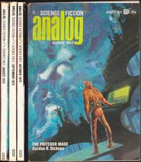 The Pritcher Mass, serialized in Analog Science Fiction / Science Fact, August, September, October 1972