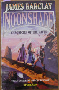 Noonshade: Chronicles of the Raven (#2)