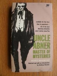 Uncle Abner Master of Mysteries # As 417