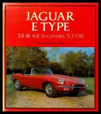 JAGUAR E TYPE - 3.8 and 4.2 6-cylinder; 5.3 V12