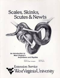 image of Scales, Skinks, Scutes & Newts