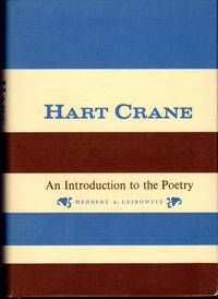 image of Hart Crane: An Introduction to the Poetry
