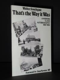 That's the Way it Was: A Working Class Autobiography 1890-1950