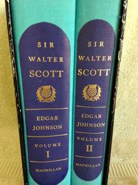 image of Sir Walter Scott:  The Great Unknown (2 vols.)  Slipcase