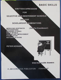 Written Expression for Selective and Independent Schools and for Scholarship Examinations