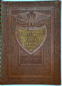 image of James E. Thomas Class, Advanced Spring Class 1948, Ancient and Accepted Scottish Rite