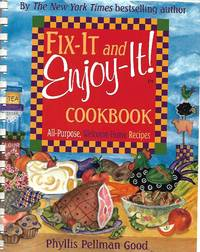 Fix-it And Enjoy-it Cookbook