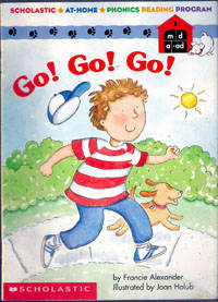 Go! Go! Go! (Phonic Reading Program-Level 1)