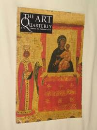The Art Quarterly of the National Art Collections Fund. Number 8. Winter 1991