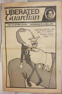 image of Liberated Guardian, vol. 3 no. 4 (August 1972)