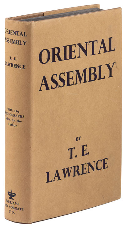 London: Williams and Norgate LTD., 1939. First Edition. Hardcover. Fine/fine. 8vo.,pp. xii, , 291. O...
