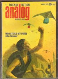 ANALOG SCIENCE FICTION / SCIENCE FACT March 1973