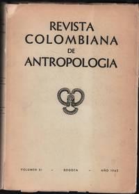 image of Revista colombiana de antropología (Volumen XI)