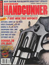 A Vintage Issue of American Handgunner Magazine for January / February 1981