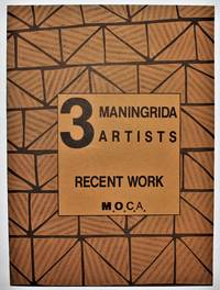 3 Maningrida Artists Recent Work England Bangala Les Midikuria Terry Ngamandarra M.O.C.A. Museum of Contemporary Art Brisbane September 1 - 22 1988