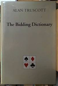 image of The Bidding Dictionary