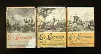 Lee's Lieutenants by Douglas Southall Freeman - 1st - 1942, 1943, 1944 - from CraigsClassics and Biblio.com