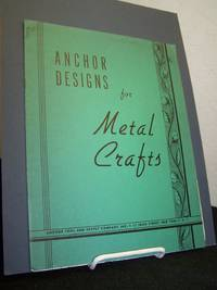 Anchor Designs for Metal Crafts.