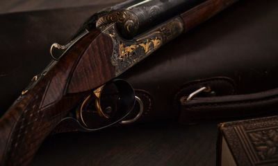 1959. Dwight D. Eisenhower Perhaps the most historically important gun to reach the market; Gifts of...