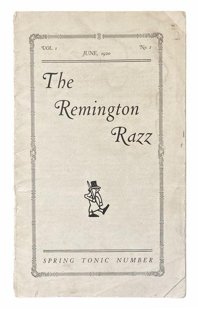 [California] Remington Razz, Vol. I,...