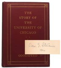 The Story of the University of Chicago, 1890-1925