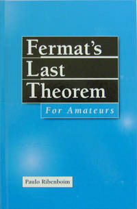 image of Fermat's Last Theorem For Amateurs