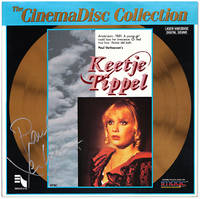 Keetje Tippel. by  Director. Starring Monique Van der Ven and Rutger Hauer  Paul - Signed First Edition - 1975 1989. - from Orpheus Books and Biblio.com