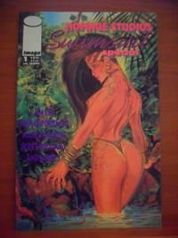 HOMAGE STUDIOS SWIMSUIT SPECIAL #1, April, 1993