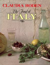 The Food Of Italy (Signed By Author)