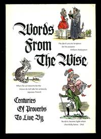 image of Words From the Wise: Centuries of Proverbs to Live By