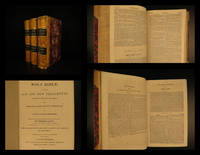 The Holy Bible, containing the Old and New Testaments according to the authorised version, with explanatory notes, practical observations, and copious marginal references