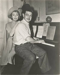 image of The Great McGinty (Original photograph of Preston Sturges and Muriel Angelus on the set of the 1940 film)