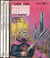 A Spaceship for the King, serialized in Analog Science Fiction  / Science Fact, December 1971 - February 1972