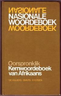 image of NASIONALE WOORDEBOEK