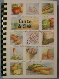 Taste and See:  A Collection of Recipes by Parish of Saint Michael, Bedford, Massachusetts