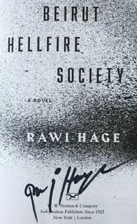 BEIRUT HELLFIRE SOCIETY (SIGNED)