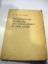 Okonomische Probleme des Sozialismus in Der UdSSRs