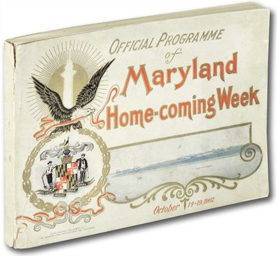 Baltimore: Day Printers, 1907. RARE. Paper Wrappers. Very Good. RARE. Paper Wrappers. RARE. Very goo...