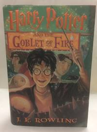 Harry Potter And The Goblet Of Fire (Book 4) by J.K. Rowling - Hardcover - Signed - 2000 - from aamstar-hookedonbooks and Biblio.com