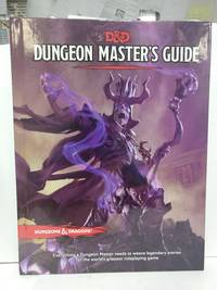 Dungeons and Dragons Dungeon Master's Guide (Core Rulebook, DD Roleplaying Game) (DD Core...