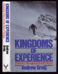Kingdoms Of Experience. Everest the Unclimbed Ridge