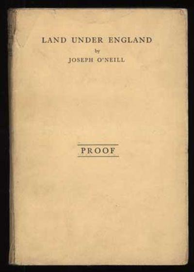 London: Victor Gollancz Ltd, 1935. Octavo, original printed cream wrappers. Advance copy (uncorrecte...