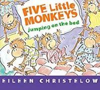Five Little Monkeys Jumping on the Bed (A Five Little Monkeys Story) by  Eileen Christelow - 2012-07-31 - from Beans Books, Inc. (SKU: 1711050034)