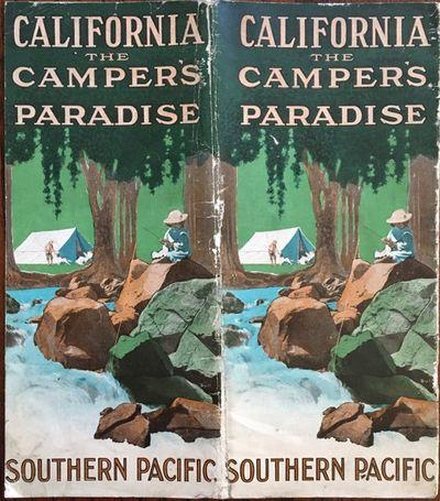California, the camper�s paradise....