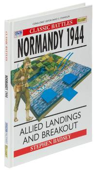 image of Normandy 1944: Allied Landings and Breakout (Osprey Military, Classic Battles)