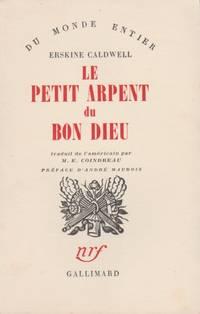image of Le petit arpent du bon dieu