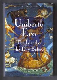 image of The Island Of The Day Before  - 1st US Edition/1st Printing