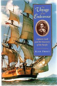 image of Voyage of the Endeavour : Captain Cook and the Discovery of the Pacific